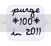 Purge 100 in 2011