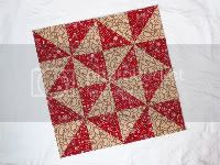 Red Bandanna - newborn/lovey