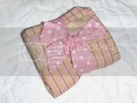 Baby Pink Quilt - newborn/lovey