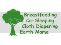 ::Cyber Monday:: &lt;br&gt; Earth Mama Decal