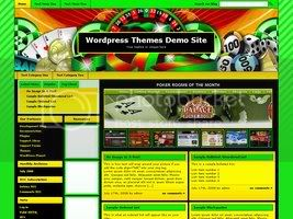 Wordpress Themes Online Casino Template 31