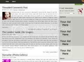 Wordpress Themes Real Blogger