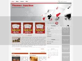 Wordpress Themes Poker Time 1