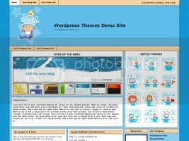 Wordpress Themes The Signs Of The Zodiac