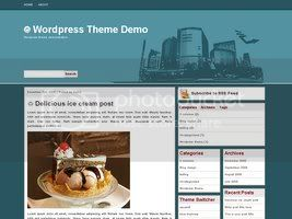Wordpress Themes Ultimate Urbanstyle